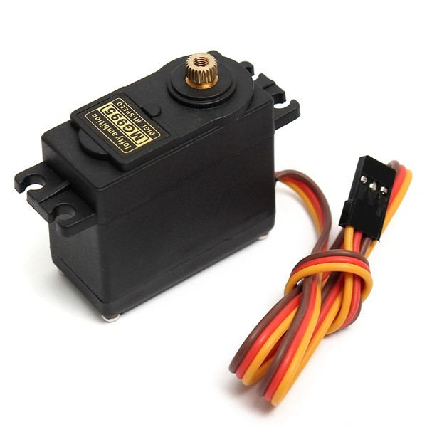 13KG 15kg MG995 MG996R MG996 Servo 4.8-6.0V High Torque Metal Gear Digital Servo For RC Car 1/8 1/10 Airplane Arduino UNO Diy