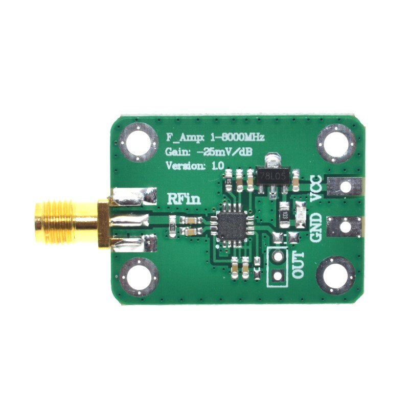 AD8318 RF Logarithmic Detector