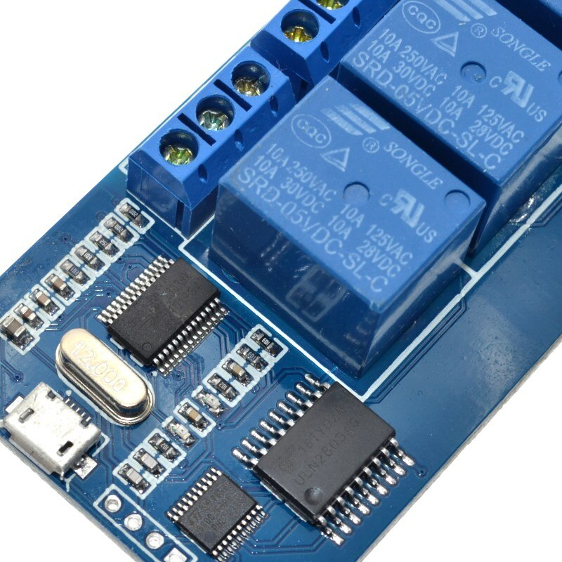 DC 5V 10A 4 8 Channel Relay Module