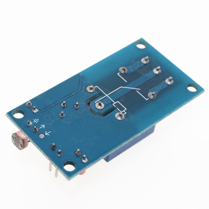 5V 12V Light Detection Photosensitive Sensor Board Relay Module