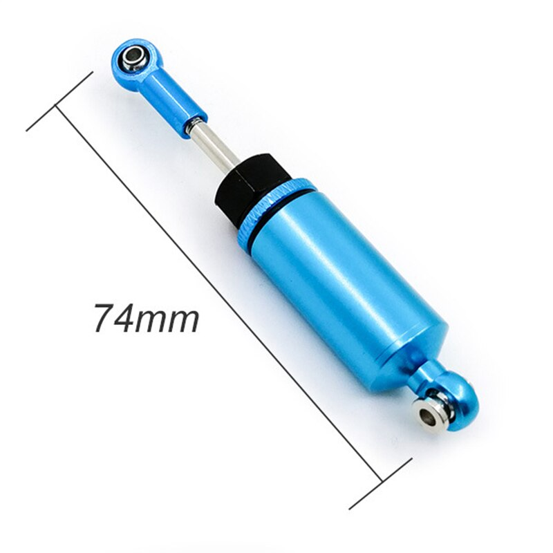 Remote control car metal rear shock absorber