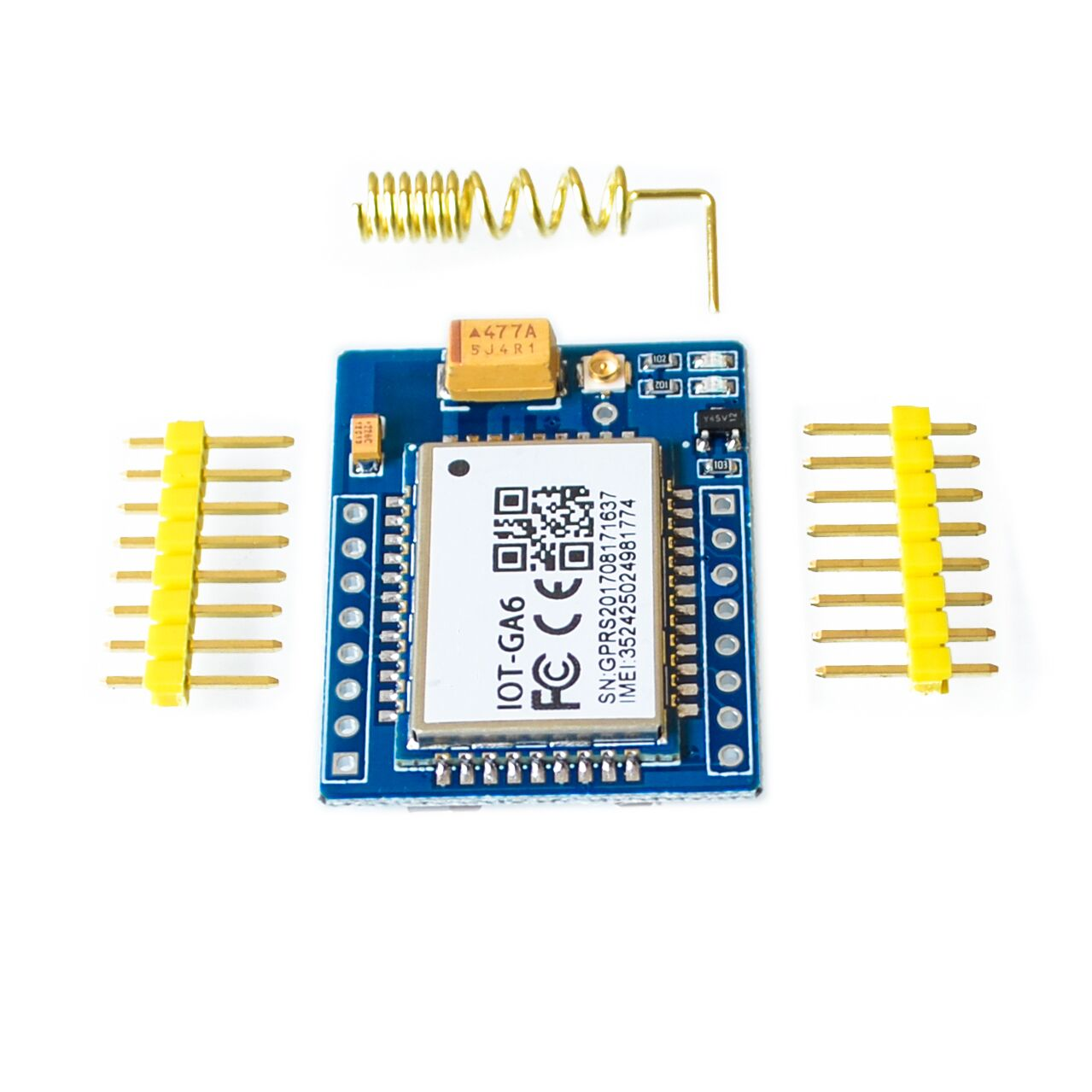 GPRS GSM Kit Wireless Module Board Antenna for SIM800L
