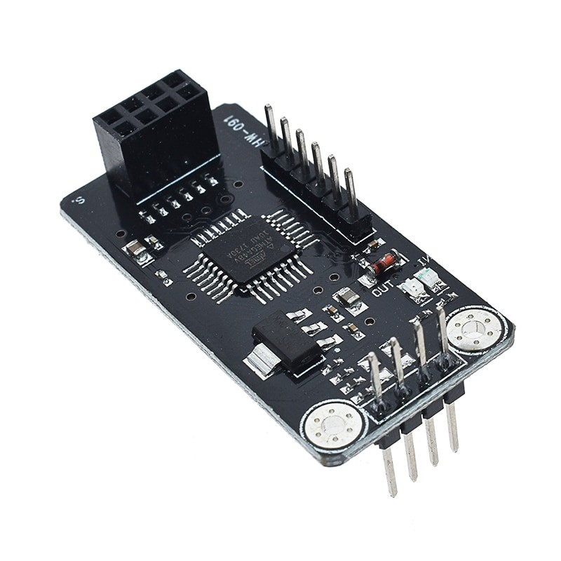 NRF24L01 Socket Adapter wireless Board Shield module