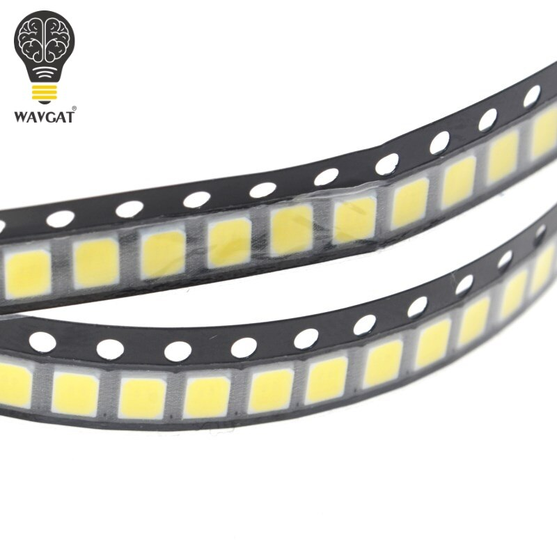 100PCS Cool white LED Backlight for many Applications