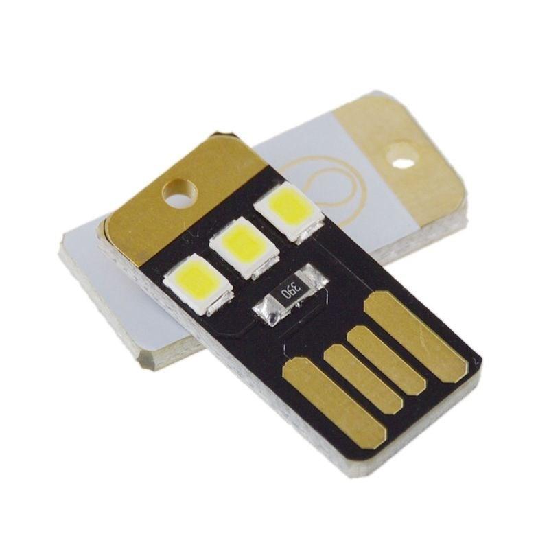 05 pcs Mini super bright USB keyboard supply chip LED light