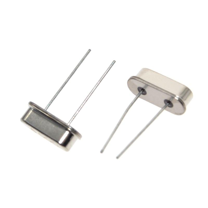 10pcs 8 MHZ Quartz Crystal Resonator Passive Oscillator HC 49S