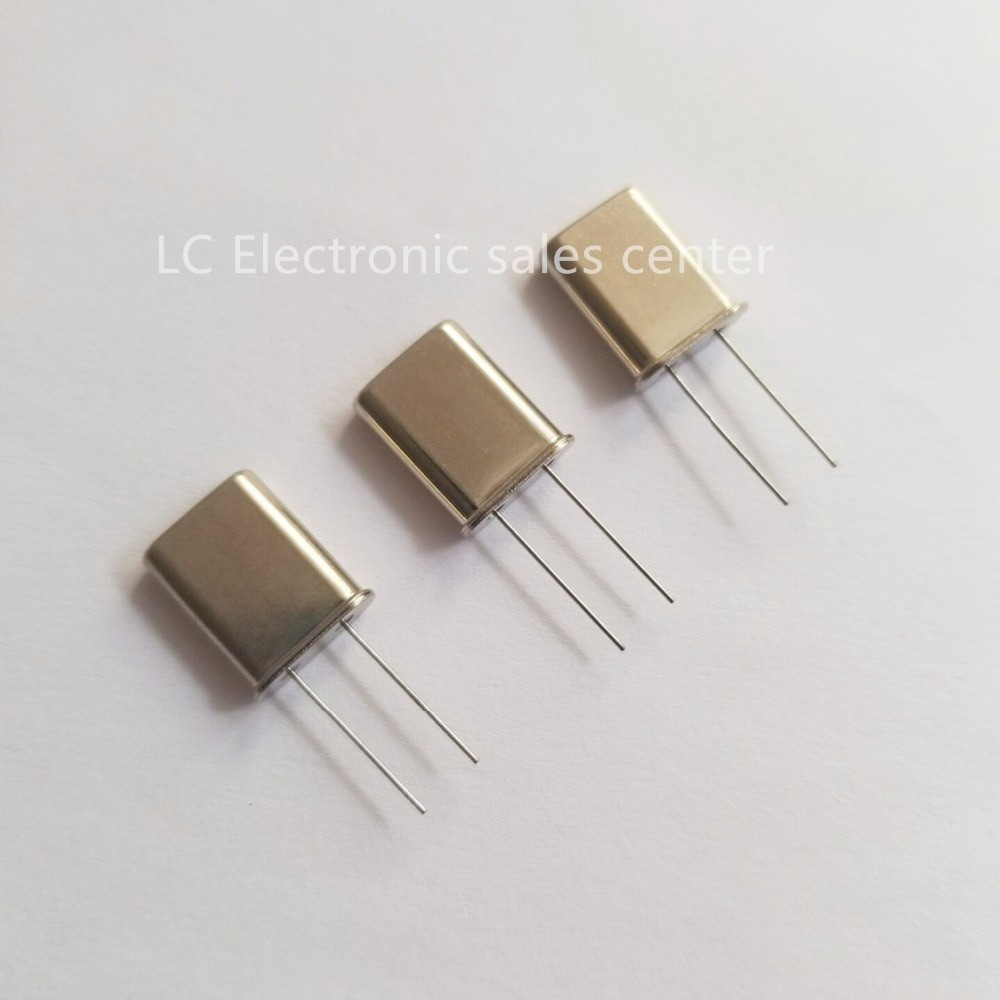 5pcs passive resonator crystal oscillator two-legged HC-49U 8.4672MHZ 8.4672M U-type