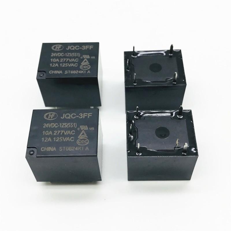 Relays DC 5V 9V 12V 24V with 5 Pins