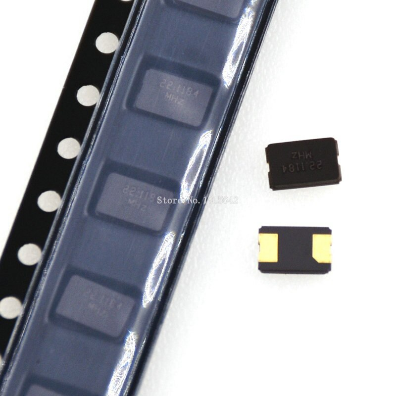 10 PCS 2Pin 8 MHZ SMD Quartz Resonator Crystal 5032 Passive Crystal Oscillator