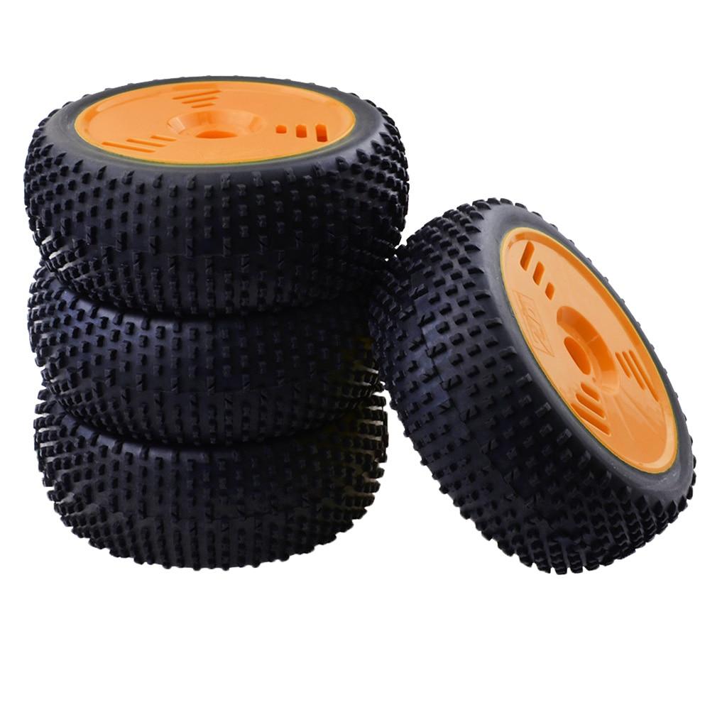 4Pcs RC Wheel Rims for HSP HPI Team FS Buggy Truggy