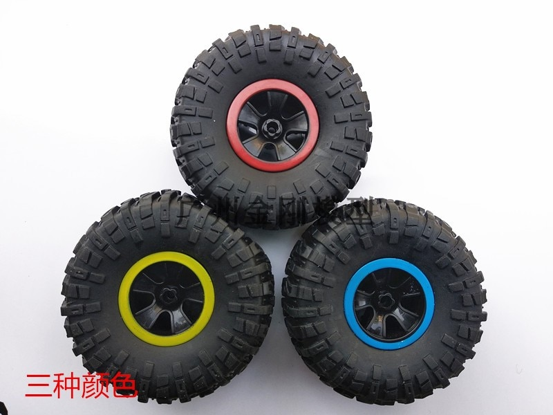 Military Truck Off-Road 4WD RC Car Wheels