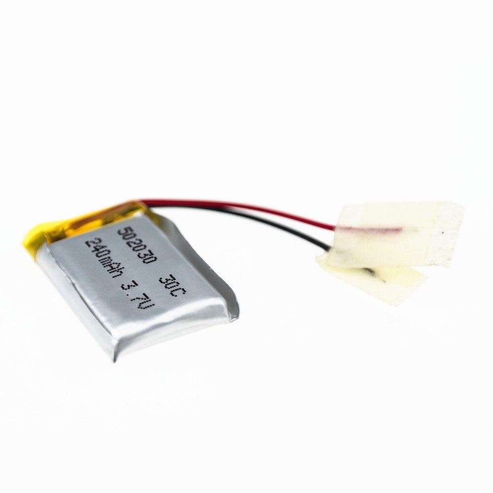 Drone Rechargeable 3.7V 240mAh lipo battery