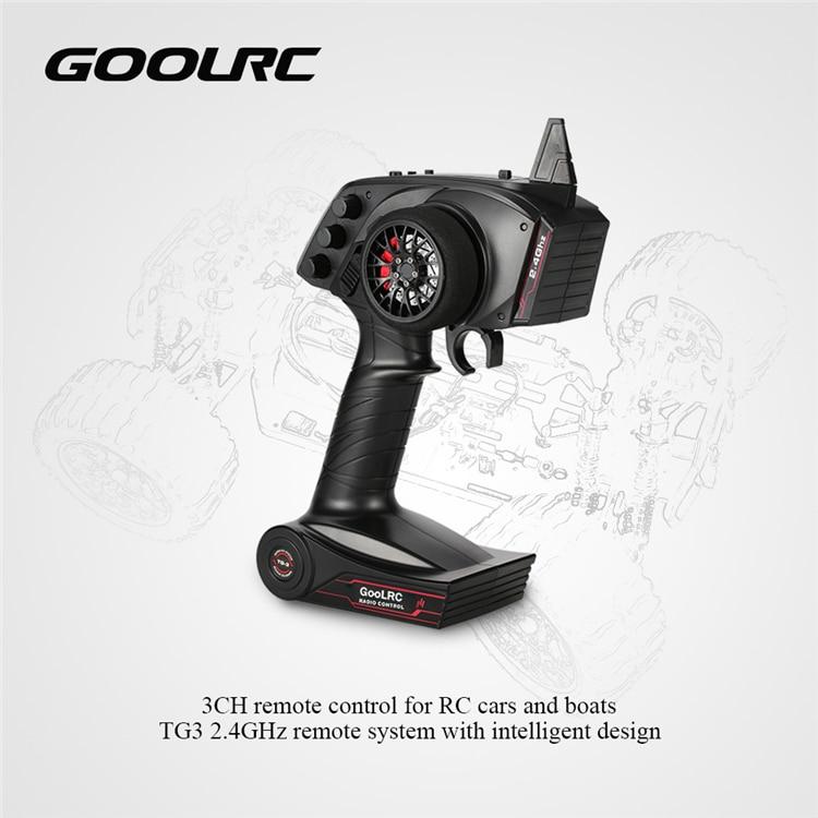 GoolRC Digital Radio Remote Control Transmitter with Receiver