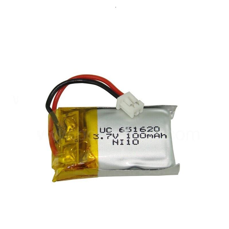 05 PCS Li-po batteries 100mah / 120mah 3.7v 20c For RC Projects
