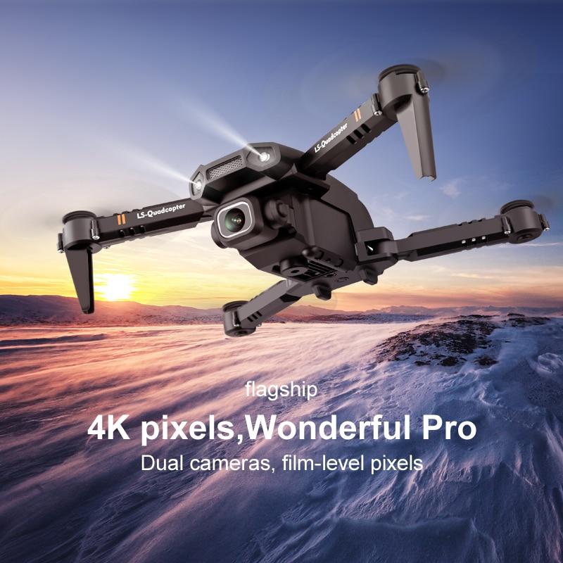 RC Quadcopter Mini Drone XT6 With 4K Fpv Camera