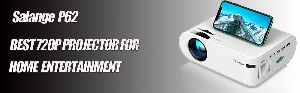 Mini Projector J15 320x240 Pixels Supports 1080P HDMI