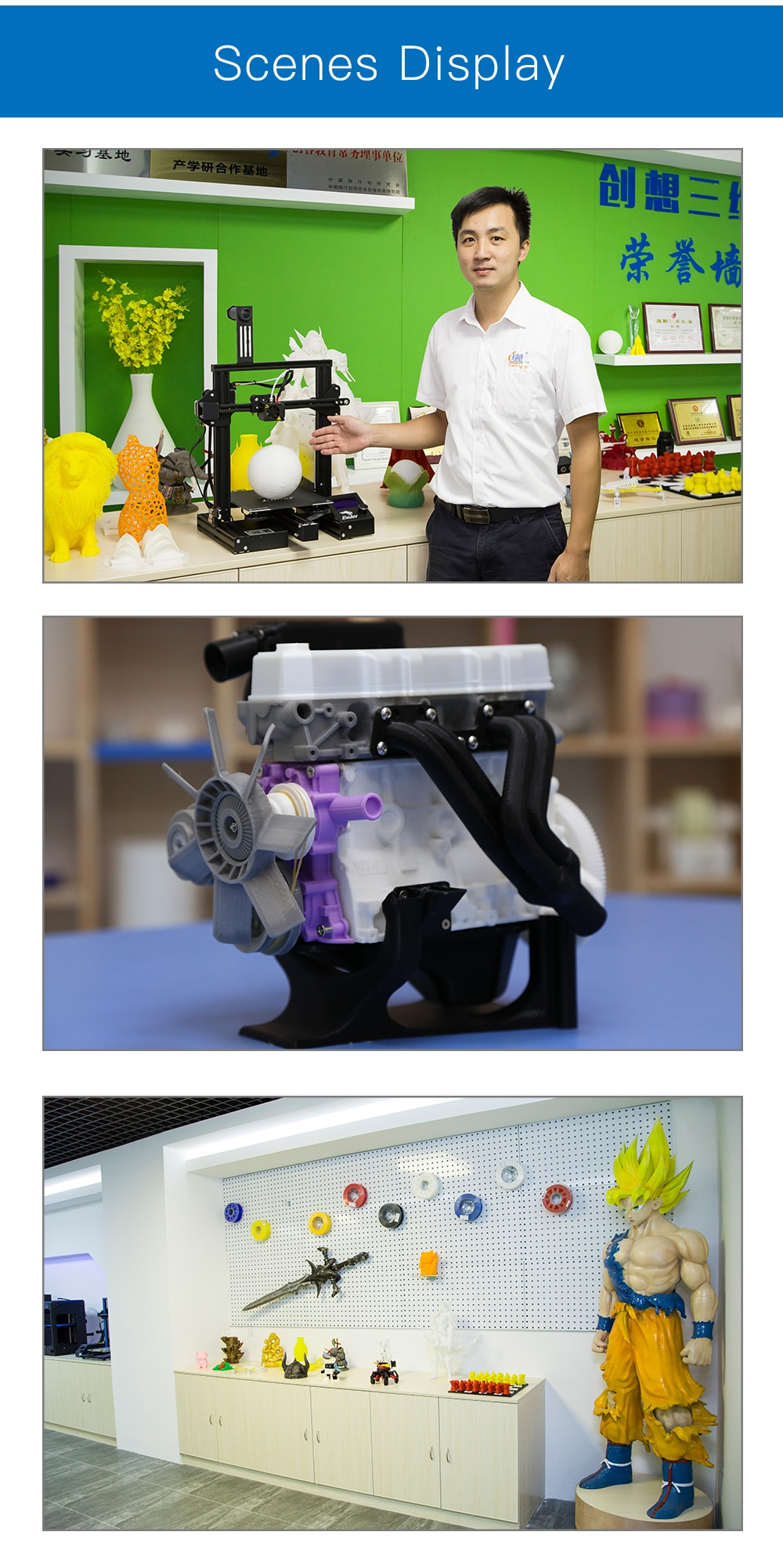 Ender-3 PRO Creality 3D Printer