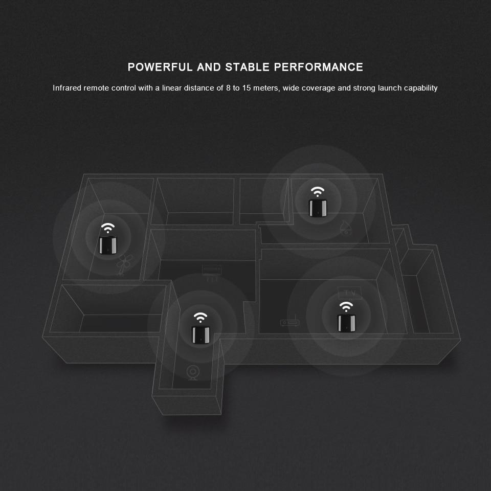 Broadlink RM Mini 3 Universal Black Bean Smart Home WIFI Remote Controller