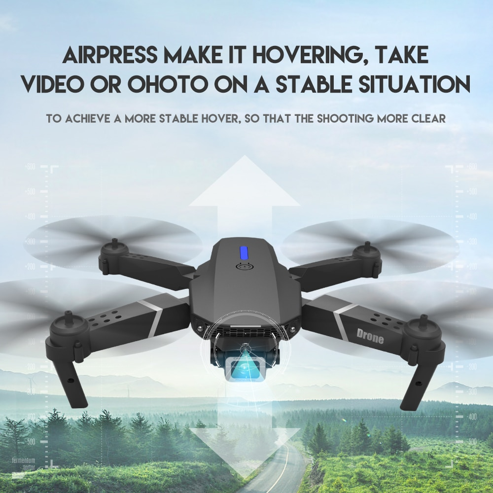 Aircraft LS-E525 positioning height keep Foldable RC Drone