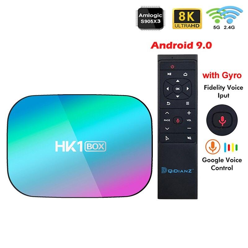 Smart TV BOX hk1box