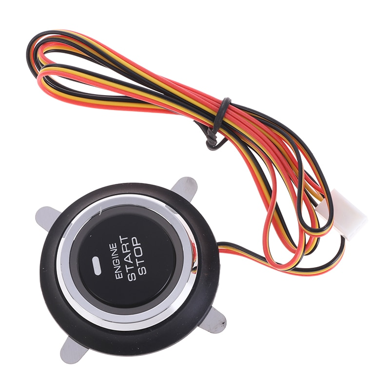 Push Ignition Car Starter Switch Button