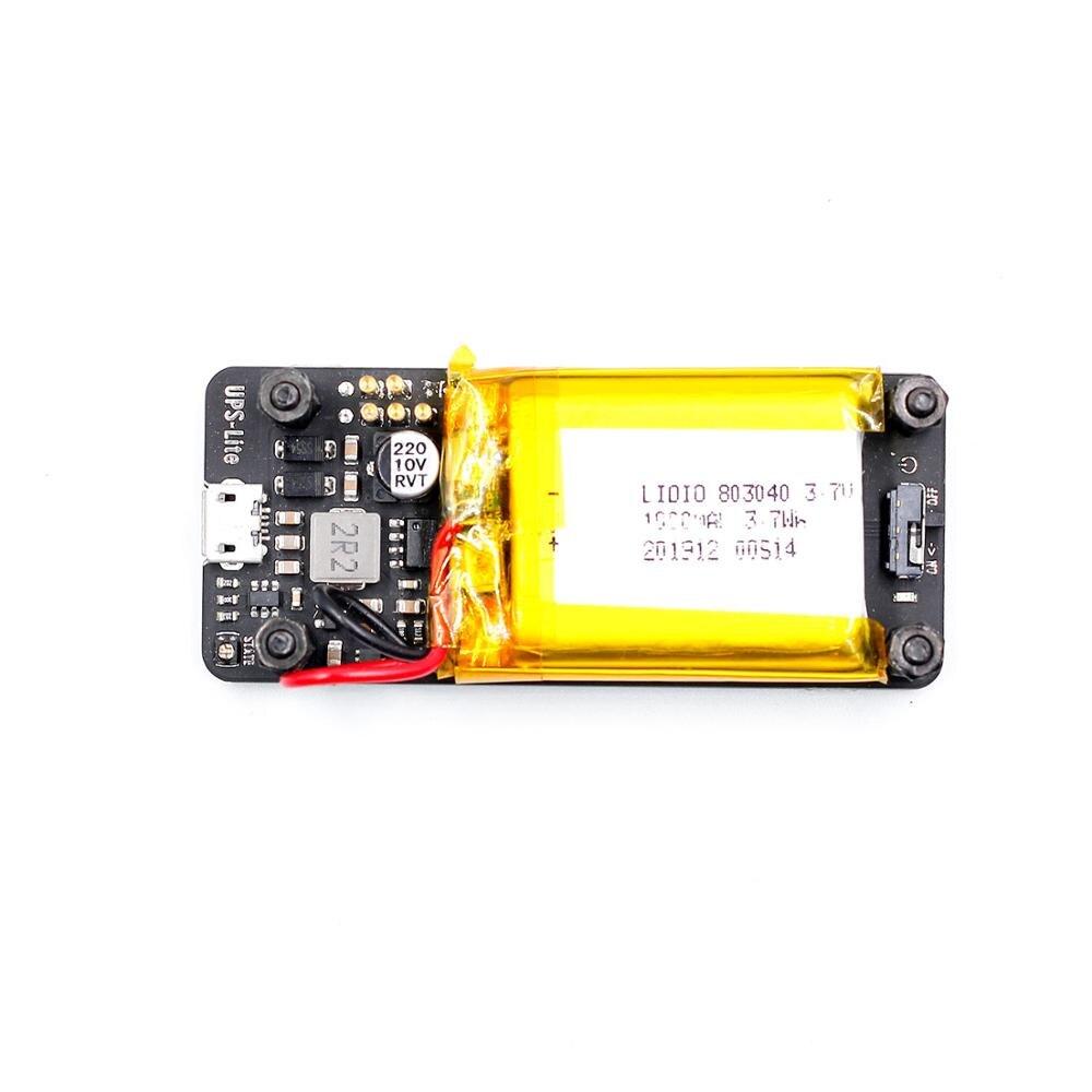 Raspberry Pi Zero W UPS power board