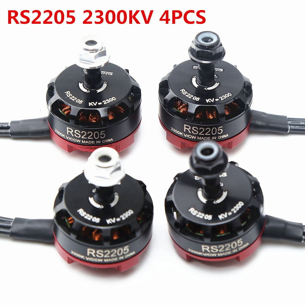 2300KV Brushless Motor RS2205 With LittleBee for FPV RC Racing Drone Multicopter