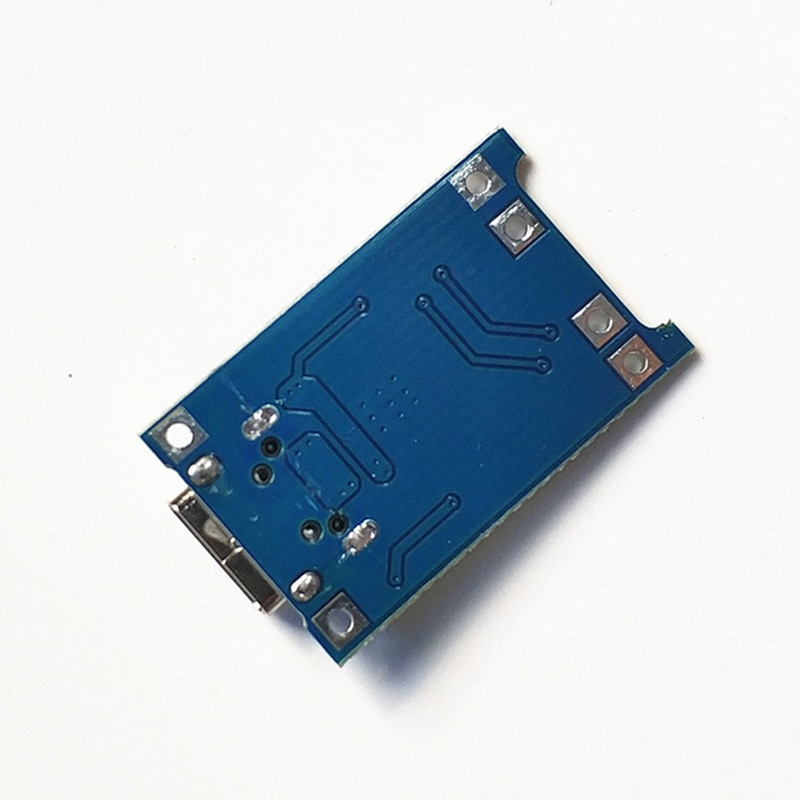 Type-c Micro USB 5V 1A 18650 TP4056 Lithium Battery Charger Board Module With Protection