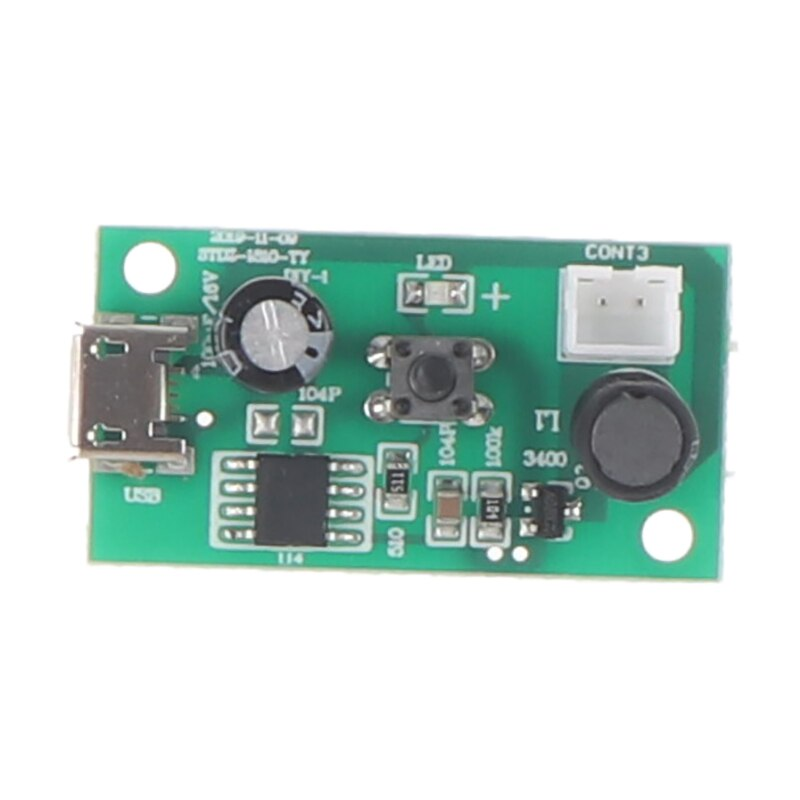 Air Humidifier Driver Board Mist Maker Fogger Ultrasonic Atomization Discs