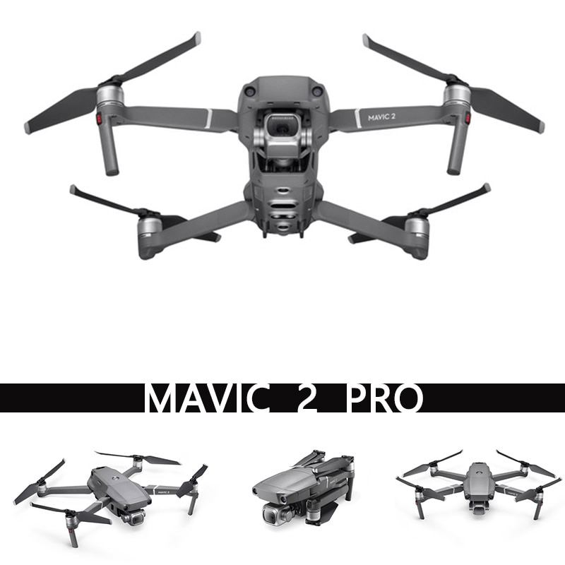 DJI Mavic 2 Pro With 4K HDR Video Hasselblad Camera