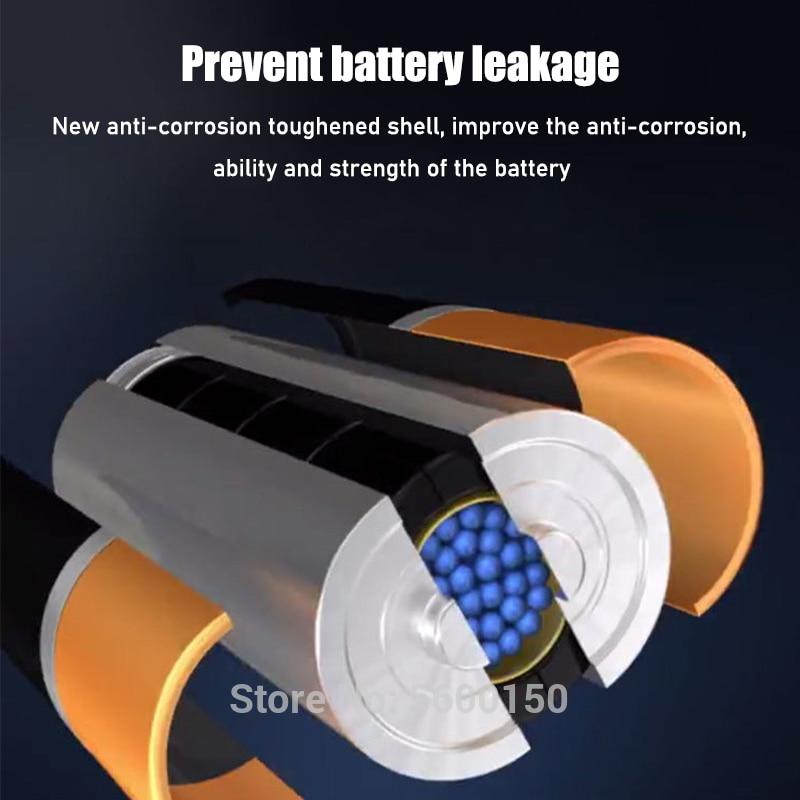04 Original Duracell AAA Alkaline Batteries LR03 1.5V