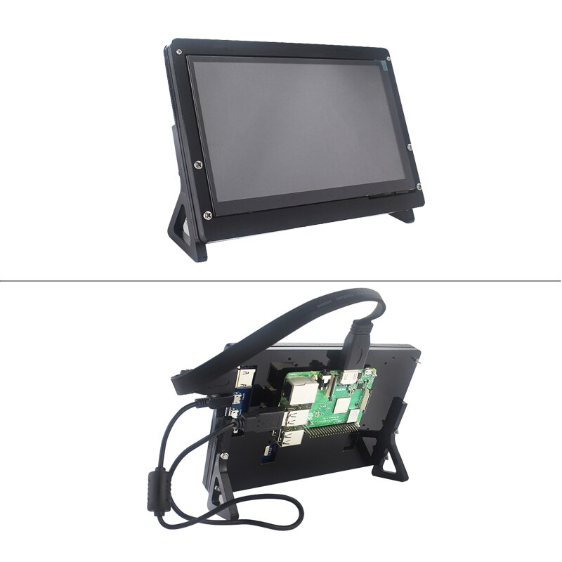 Raspberry Pi 7 Inch Touch Screen 1024 x 600 RPI111 LCD Display