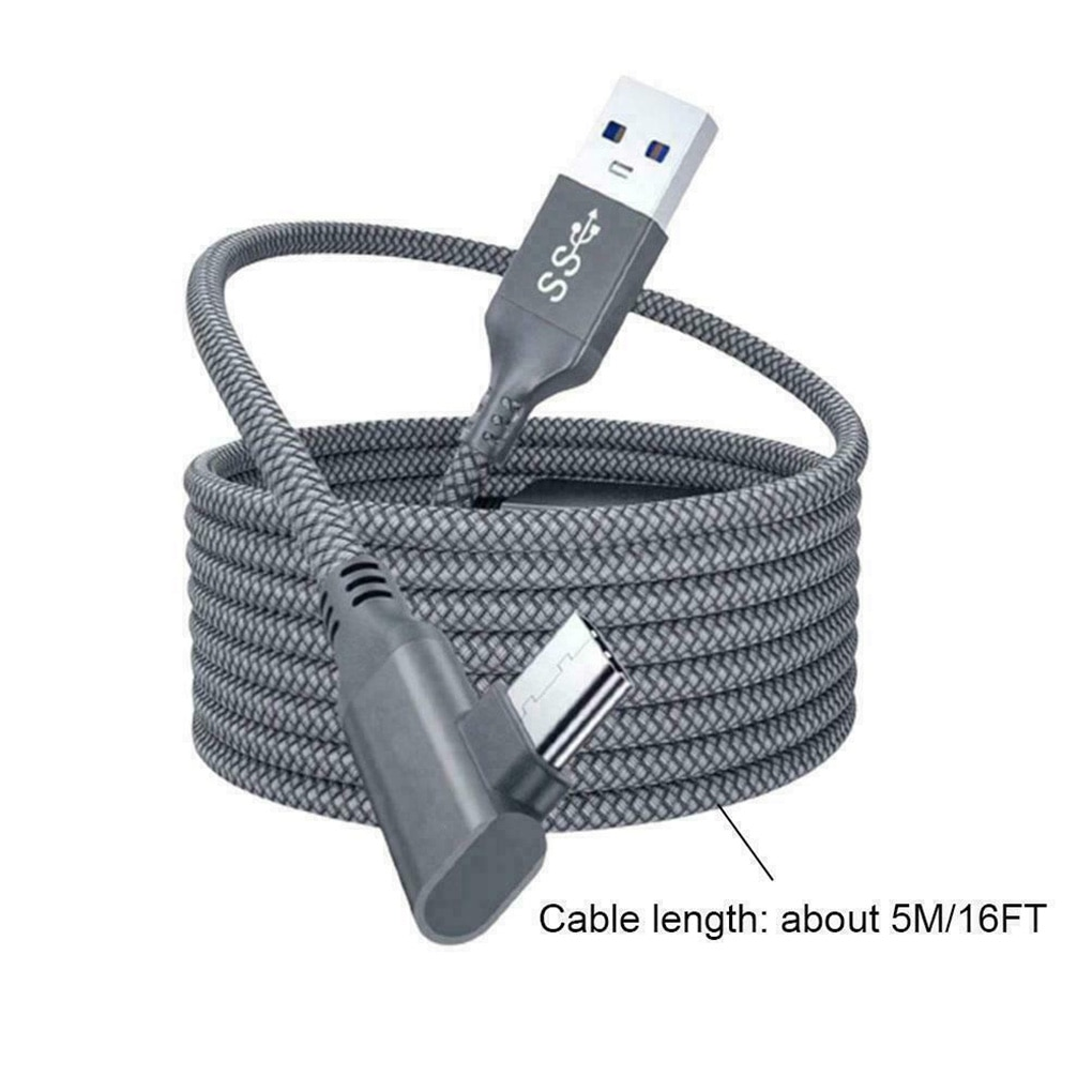 Type C Data Transfer Charging Cable [3M 5M 6M]