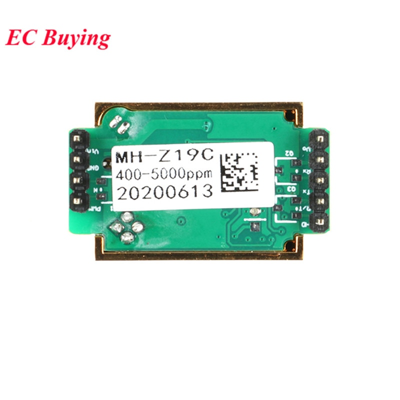 MH-Z19 IR Infrared Carbon Dioxide Gas CO2 Sensor