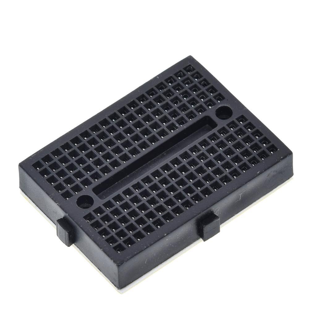 10pcs 170 Tie-points 35x47x8.5mm Mini Solderless Prototype Breadboard