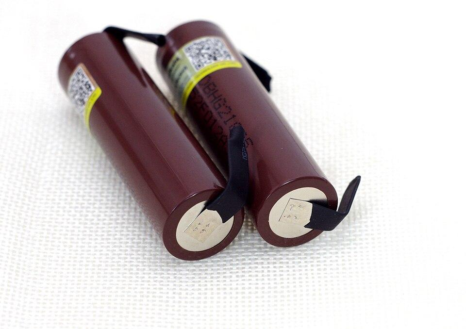Liitokala HG2 18650 3000mAh 3.6V Battery