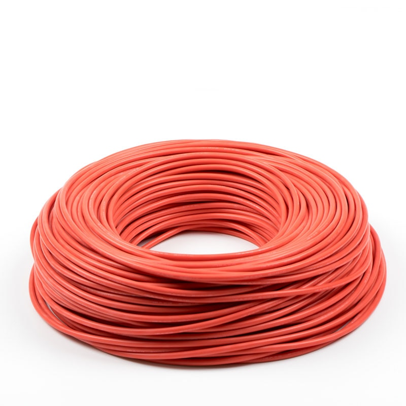 10 Meters Black & Red Silicone Wire from 8 To 30 AWG