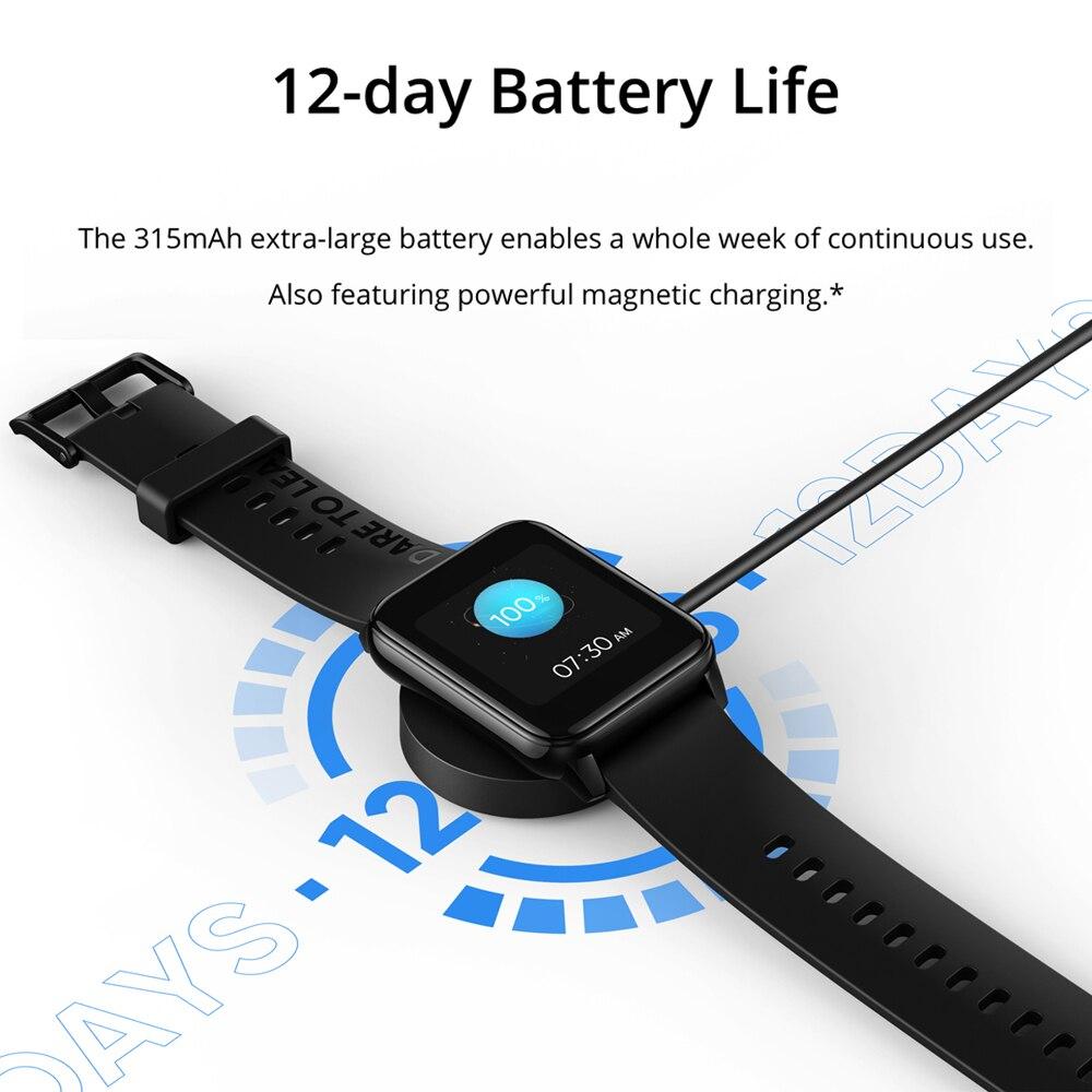 Realme Watch 2 Waterproof Smart Watch 12 days Battery Life