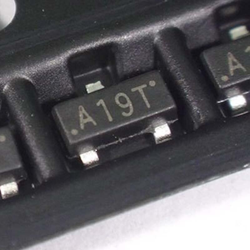 20 pcs Transistor Smd AO3401 MOSFET SOT23 A19T