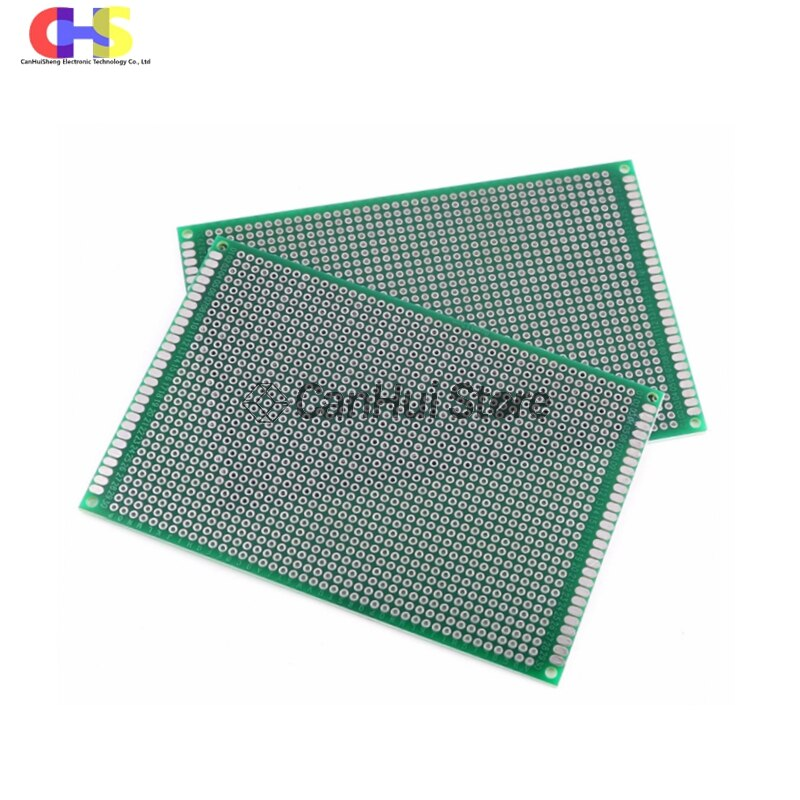 8x12cm Single Side Prototype PCB Universal Printed Circuit Board