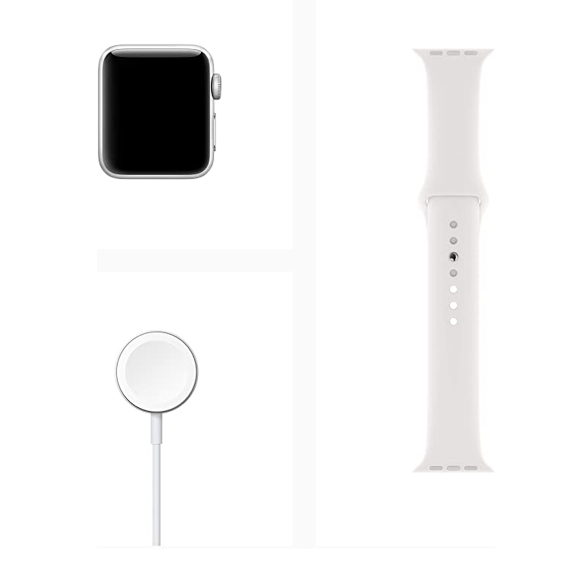 Original Apple Watch Series 3 iWatch Aluminum Case GPS cellular
