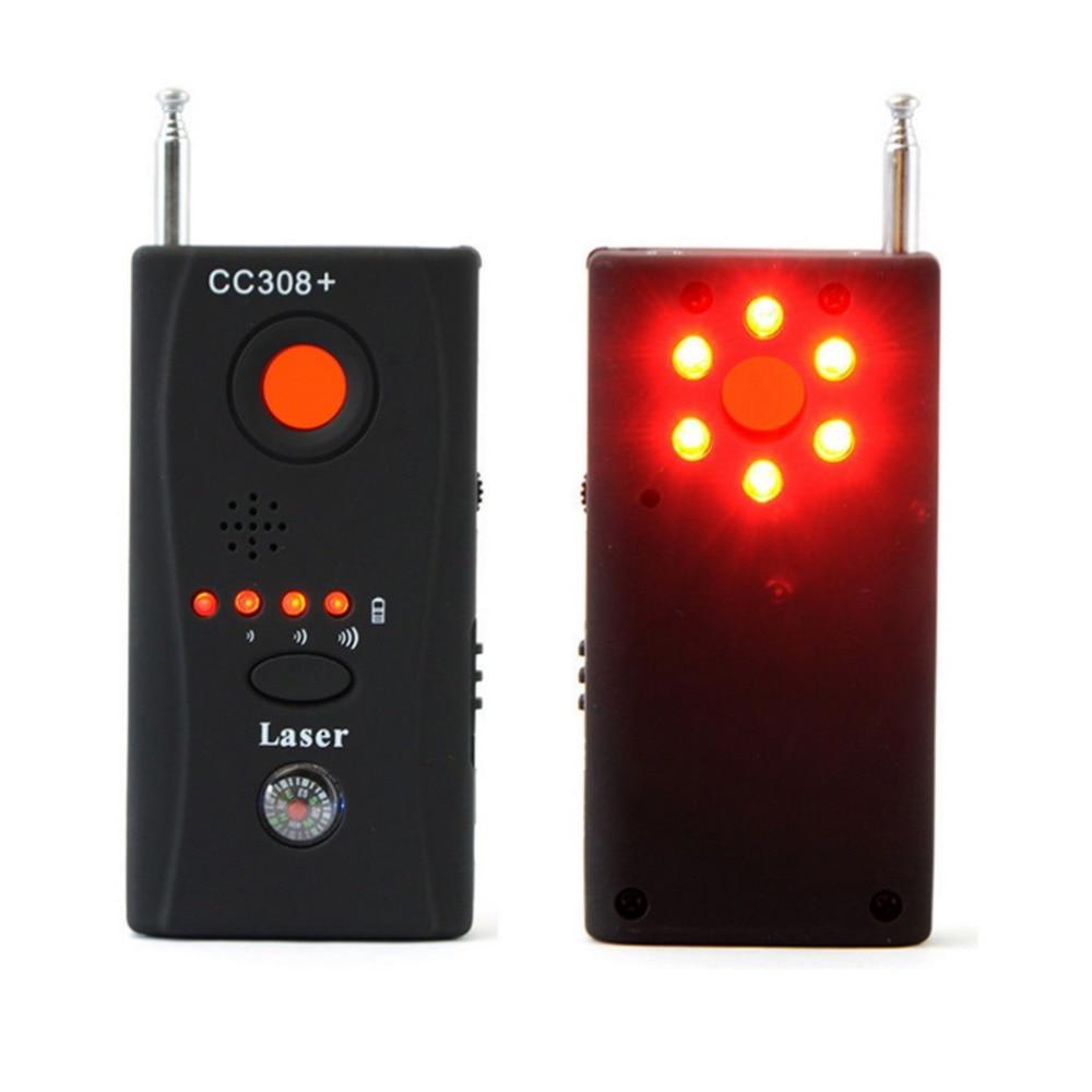 RF GSM Device Signal Detector Radio Wave & Wireless Camera CC308 Signal Finder