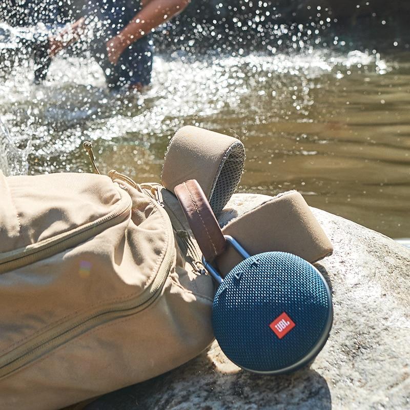 JBL Clip 3 Mini Portable Waterproof Bluetooth Speaker Suitable For Outdoor