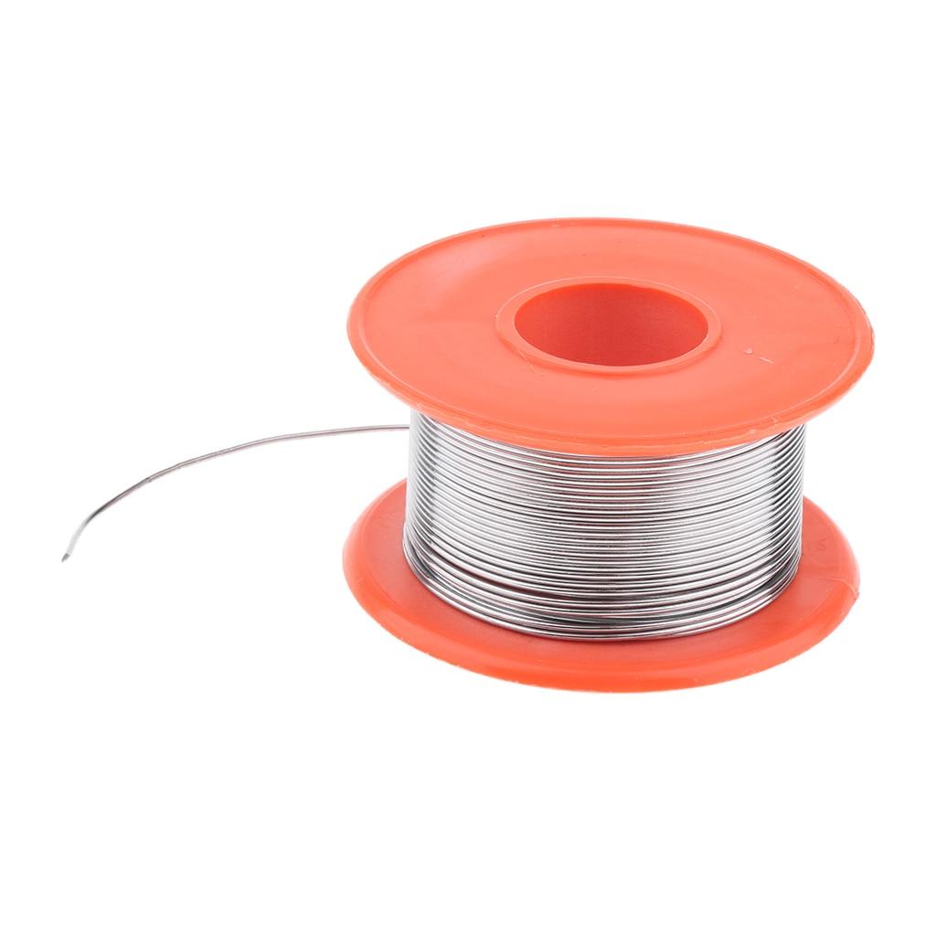 Tin Lead Solder Wire Rosin Core 2% Flux Iron Welding Tool 0.8mm Diameter