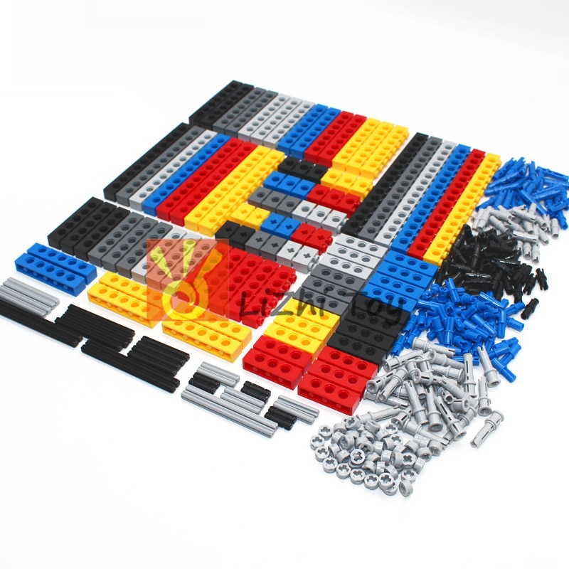 Bulk MOC Thick Bricks Technology Building Blocks Parts
