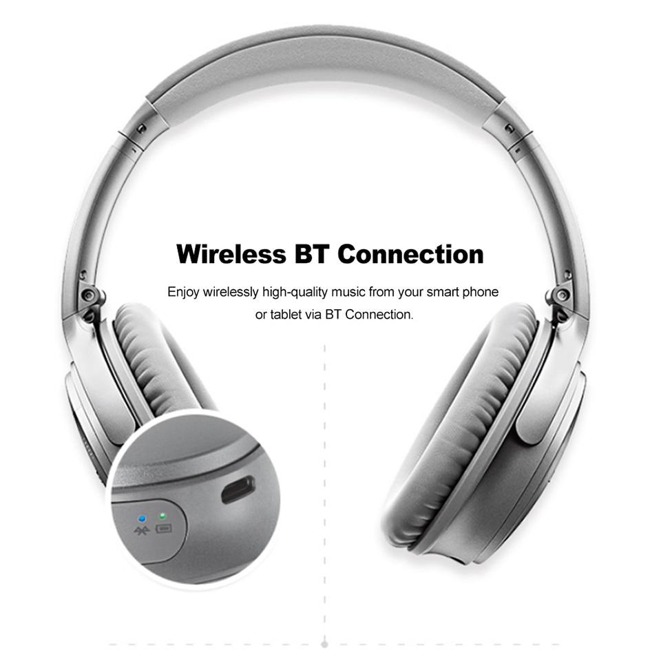 Bose QuietComfort 35 II Noise Cancelling Headphones Active Sport Earphone