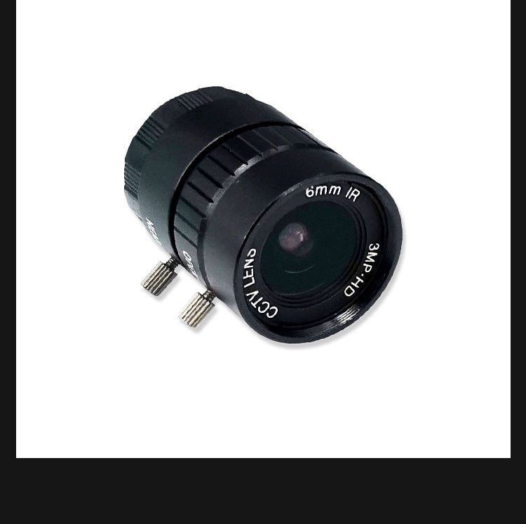 Raspberry Pi 12.3MP Sony IMX477 HQ Camera with adjustable focus