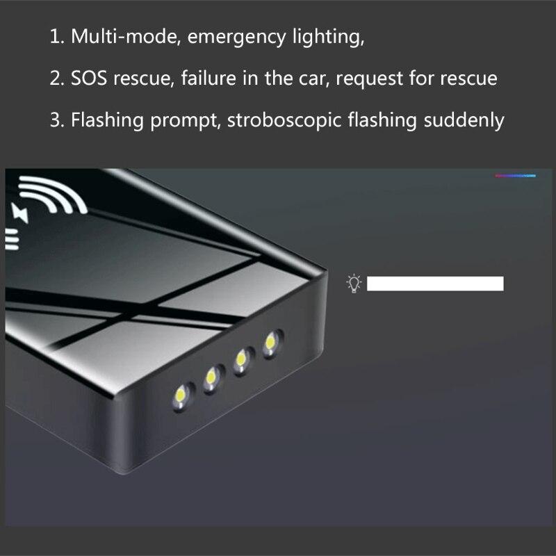 Power Bank 80000MAH 12V Portable Car Jump Starter