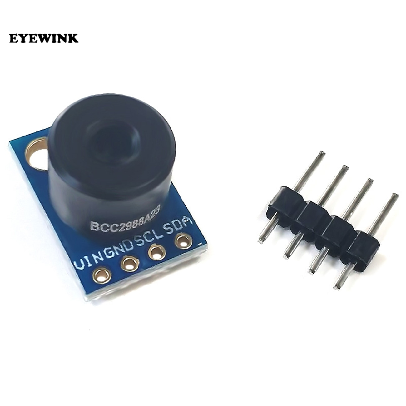 Contactless Temperature Sensor GY-906 MLX90614ESF Module Compatible