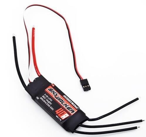 Skywalker From 15A To 80A ESC Speed Controller With UBEC